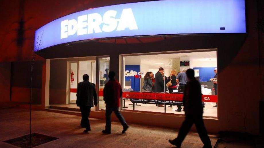Edersa es la principal distribuidora eléctrica de la provincia.