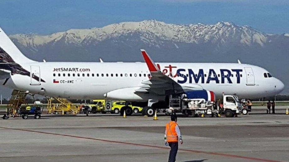 Jetsmart llegará a Bariloche y Neuquén el próximo jueves 19 de noviembre. Archivo