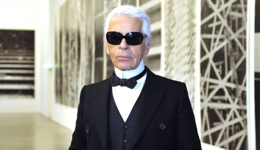 Murió el diseñador Karl Lagerfeld a1a0d3b7474