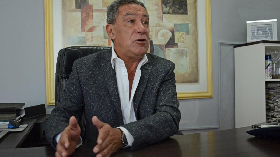 El titular de la cooperativa aseguró que de aplicarse el aumento aprobado por Nación un 40% de los usuarios tendría problemas de pago. (Foto: Mauro Pérez).
