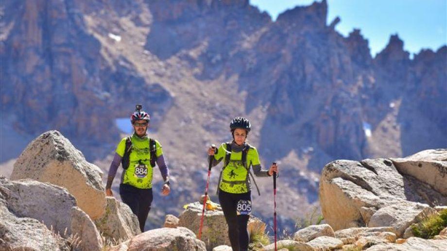 La carrera de los 4 Refugios tiene cuatro pruebas diferentes por los senderos de montaña de Bariloche. Archivo