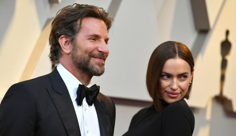 Bradley Cooper y Irina Shayk  (Photo by Jordan Strauss/Invision/AP)