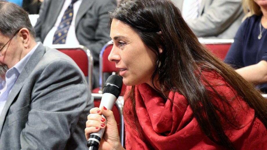 La Cámara Electoral determinó que Lucila Crexell reemplaza a Horacio Quiroga como primera candidata a senadora. Foto: Archivo
