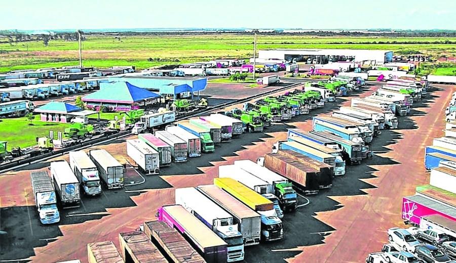 Suman nueve los camiones rechazados en frontera.
