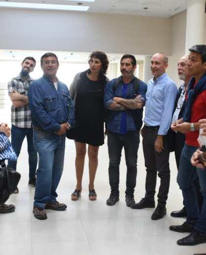 Los diputados de la oposición se unieron para pedirle al gobierno qué de cuenta sobre sus gestiones para evitar el cierre de la PIAP. (Juan José Thomes).-