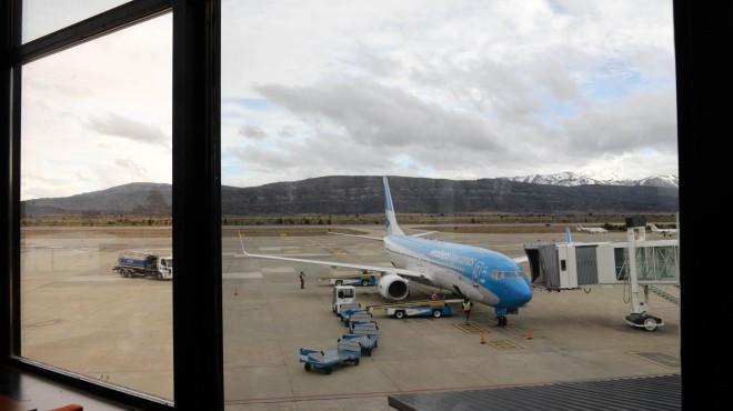 El aeropuerto Teniente Luis Candelaria es el tercero del interior del país en tráfico de pasajeros. (Archivo)