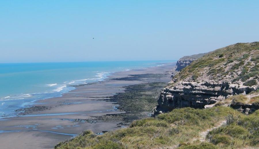 Paisajes imponentes se pueden contemplar en el camino costero. (Foto: Archivo)