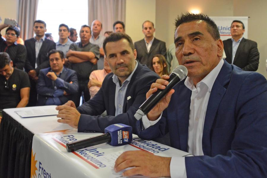 El candidato a gobernador Ramón Rioseco. (Foto: Archivo Juan Thomes)