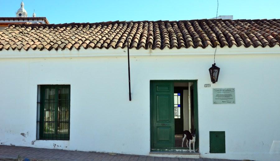 Viedma - 18-12-2018 informe del circuito historico- turistico de carmen de patagones. casa de la cultura foto marcelo ochoa