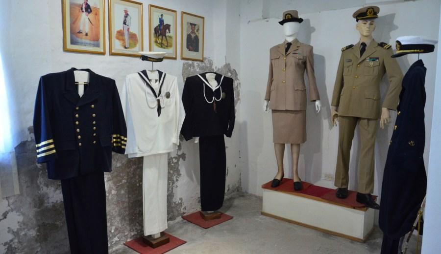 Museo de prefectura naval argentina (Foto Marcelo Ochoa)