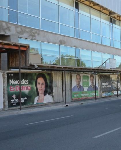 Mañana será día de cierres de campaña en Neuquén, con actos desde la mañana hasta la noche. (Archivo Mauro Pérez).-