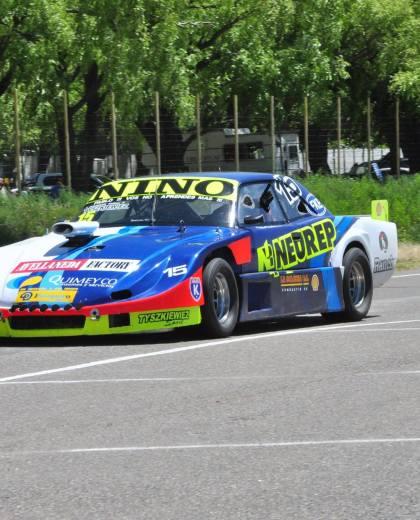 Pablo Saladino es el campeón del TC Neuquino. Gentileza.