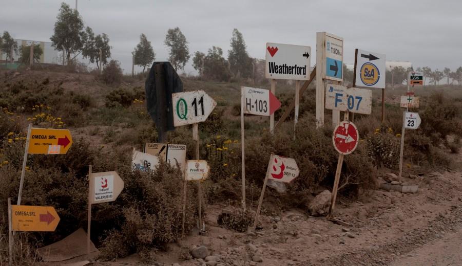 Los no convencionales neuquinos llevaron a un récord de producción en la cuenca. Foto: Juan Thomes.