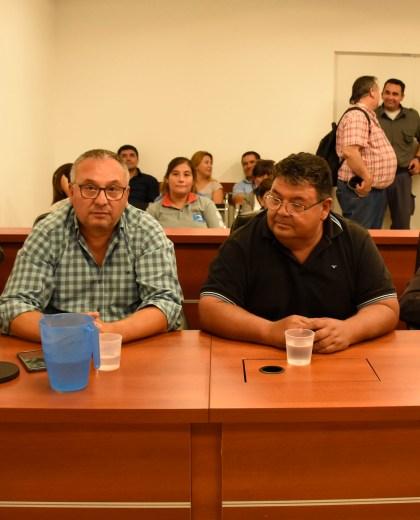 El titular del gremio, Santiago Baudino, apelará el fallo (foto Florencia Salto)