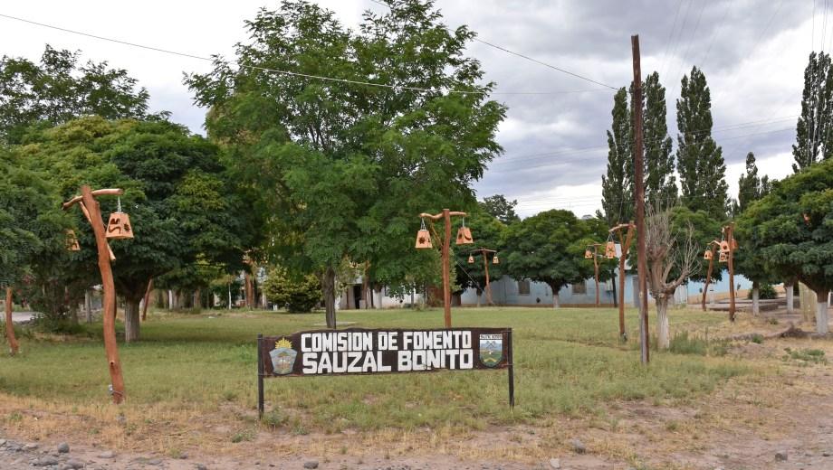 Sauzal Bonito volvió a temblar durante la madrugada. (Archivo Florencia Salto).-