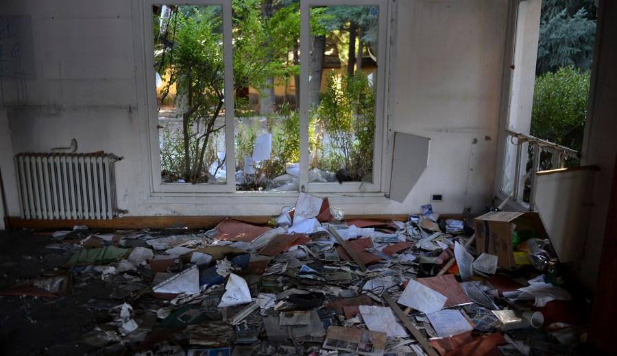 Reservas y facturaciones están desparramados por los ambientes. (Foto: Alfredo Leiva)