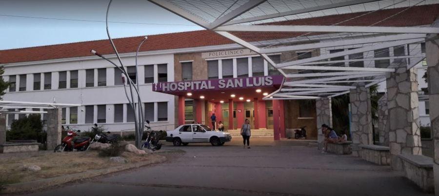 El joven atacado falleció cuando estaba internado en el hospital de San Luis. (Gentileza).-