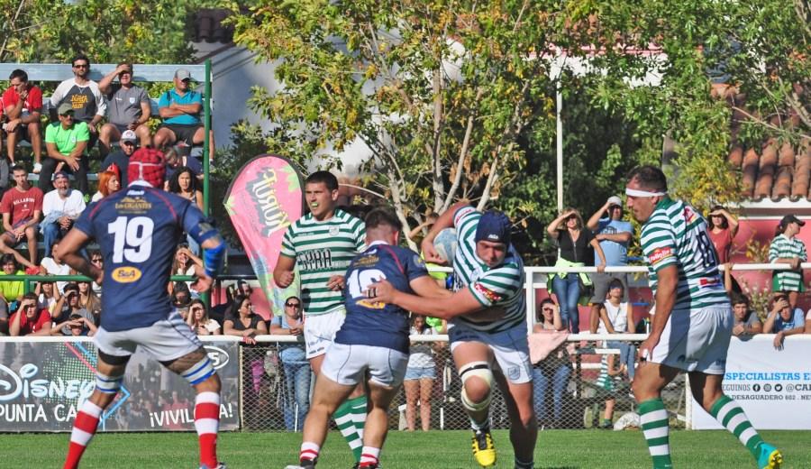 Cipo - Marabunta vs Neuquén - Juan Thomes