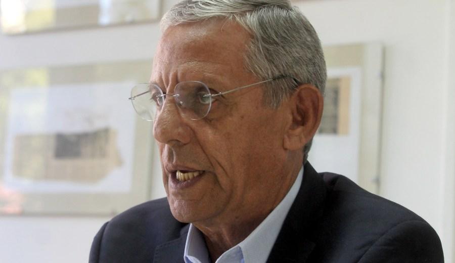 El candidato a la gobernación por Cambiemos quiere trasladar el modelo de la municipalidad de Neuquén hacia la Provincia. (Foto: Oscar Livera).