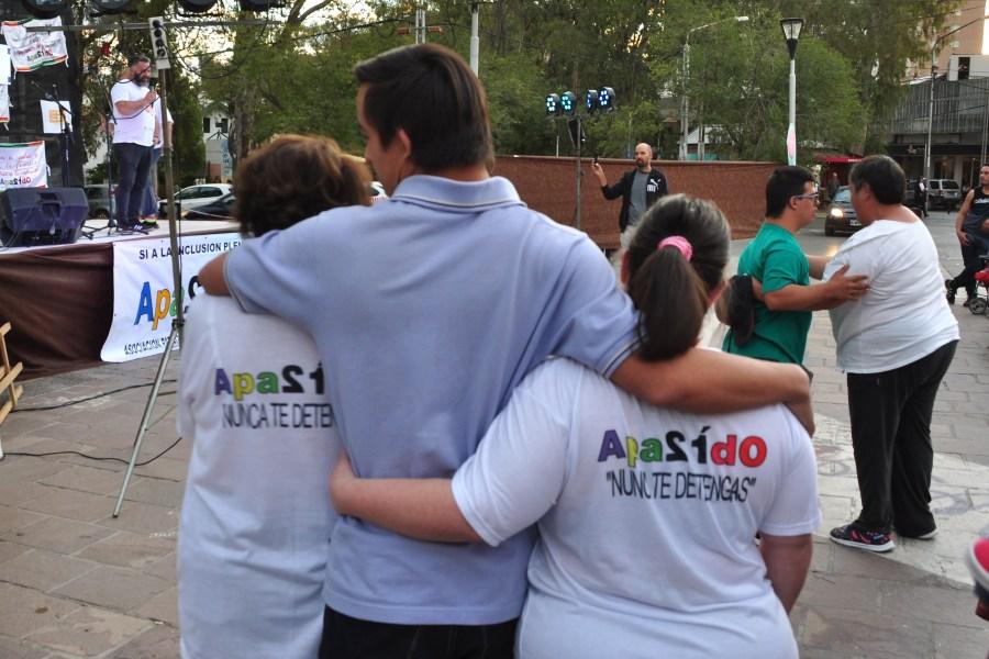 Día Mundial del Síndrome de Down. Foto: Juan Thomes