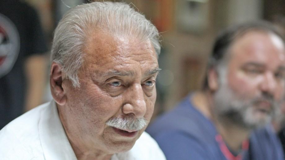 La CC ARI rechazó la incorporación de Sobisch como precandidato - archivo Juan Thomes