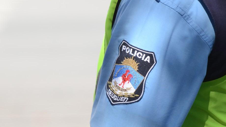 La polic{ia investiga para dar con los autores de la agresión. Foto: Archivo.