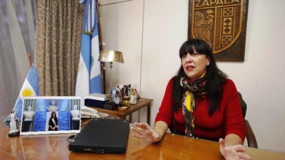 Los municipales de Zapala recibirán un aumento por sobre el acuerdo salarial antes de que Martínez finalice su mandato. (Gentileza).-
