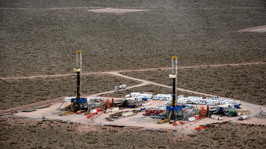 La mayor actividad hidrocarburífera colaboró con el alza en Ingresos Brutos. Foto: archivo.
