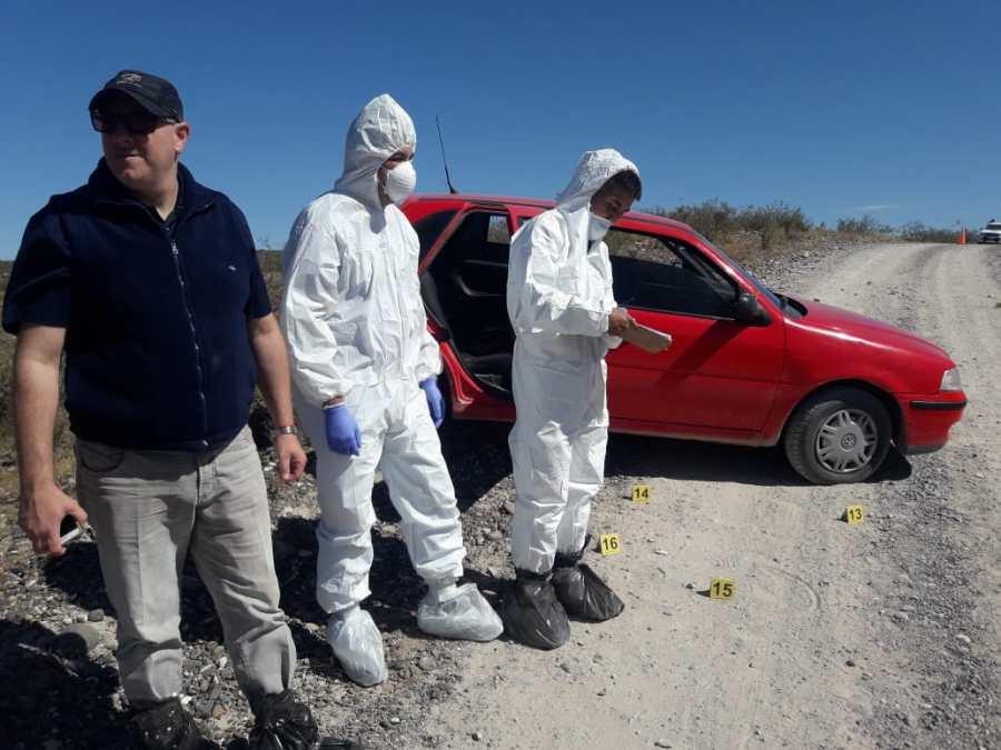 Tras el crimen la Policía identificó a tres sospechosos. Dos ya se entregaron.