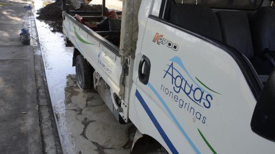 ARSA informó sobre una rotura en la red. Foto: archivo.