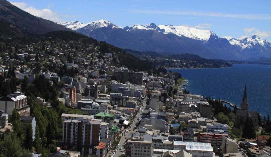 Los dirigentes vecinales recordaron que Bariloche es la principal ciudad de la provincia. (Foto: archivo)