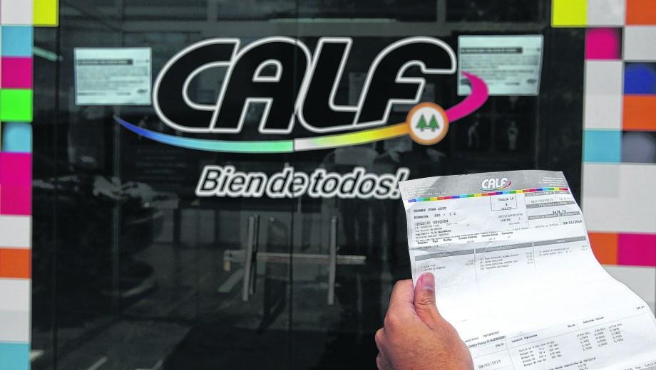 El aumento de la tarifa eléctrica, un tira y afloje entre CALF y el municipio. (Foto: archivo)