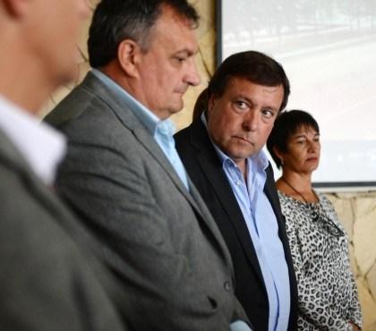 El gobernador Alberto Weretilneck apoyó en 2015 a Gennuso para llegar a la Intendencia.