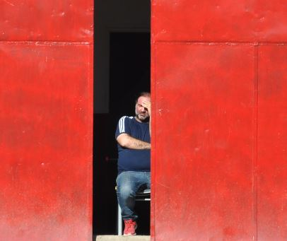 El presidente del club busca desligar al Rojo de las acusaciones. (Foto: Juan Thomes)