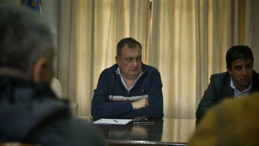 El intendente Gustavo Gennuso habló de los subsidios. (Archivo)