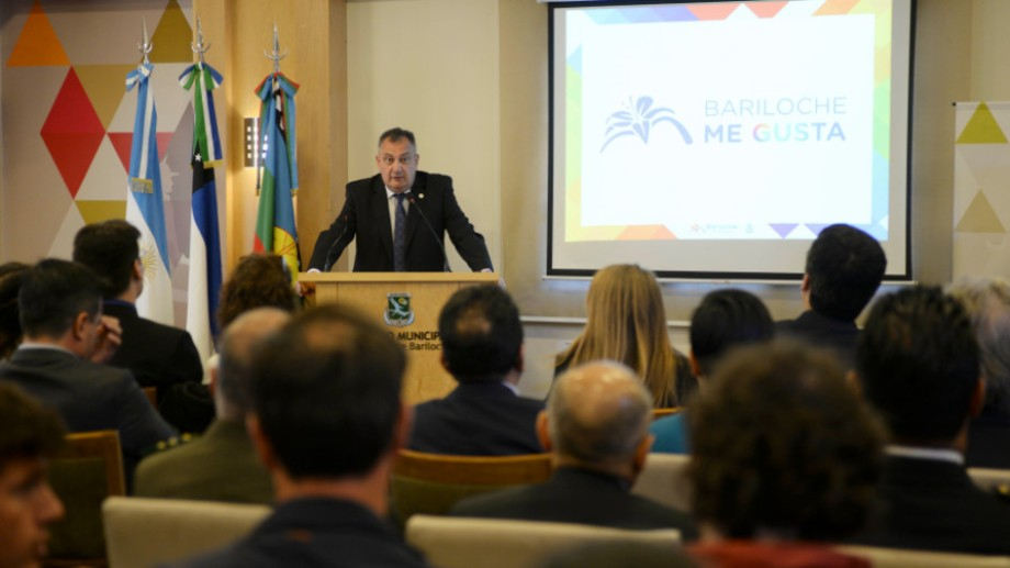 El intendente Gustavo Gennuso dará su discurso de apertura de sesiones el 5 de marzo. Archivo