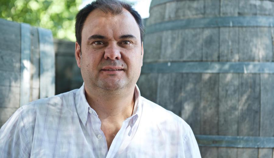 Horacio Bibiloni, enólogo.