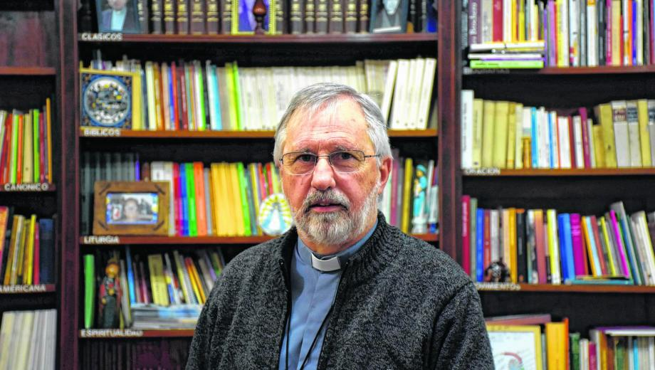 El obispo Croxatto se refirió al femicidio de Laura López.