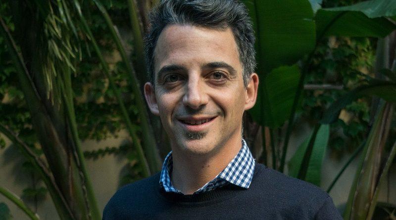 Nicolás Navío, enólogo