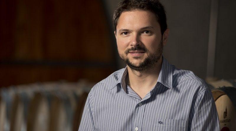 Ricardo Galante, enólogo.