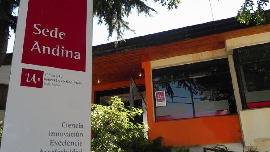 La sede andina de la UNRN podría sumar la carrera de Medicina en su oferta académica. Archivo