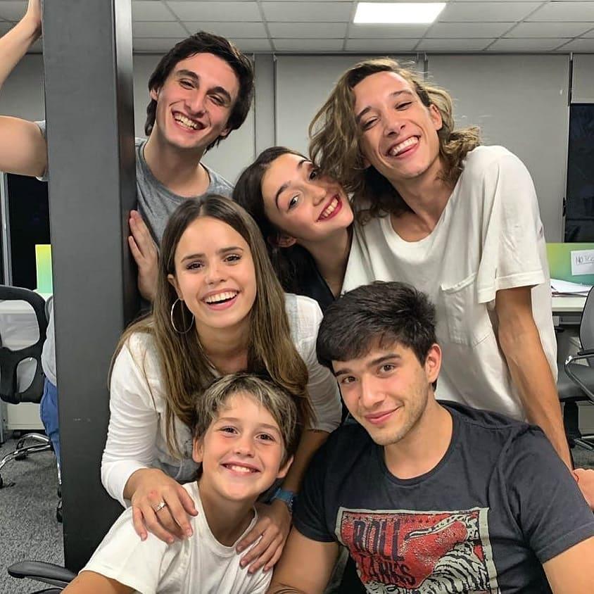 Además de Sofía Morandi y Julián Serrano, Juan Otero, Julieta Castro, Lucas Spadafora y Fermín Bo también serán parte del programa.