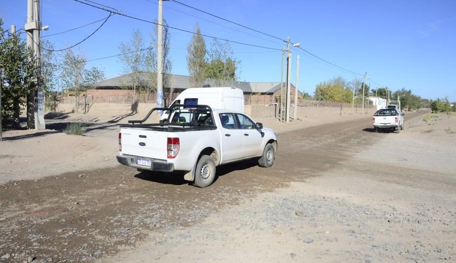 La ejecución del asfalto será en Casimiro Gómez desde la Autovía Norte hasta Novella, y también en las troncales Racedo y 1° de Enero. Foto: Prensa Municipal
