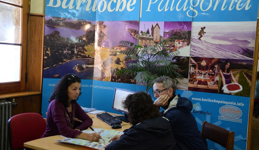 Por el centro de informes turísticos del Centro Cívico, pasaron 70.000 personas en enero y febrero. Foto: archivo