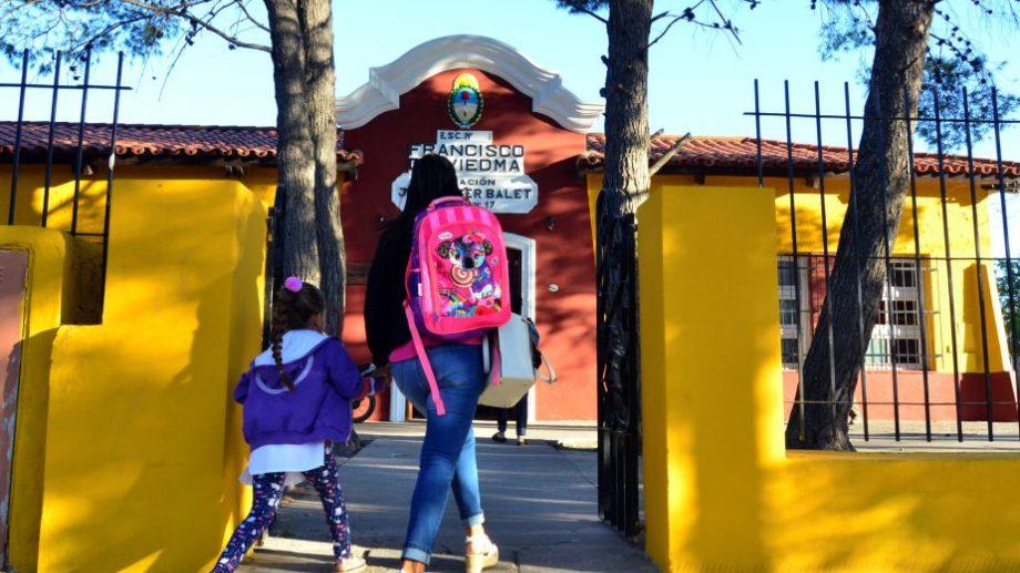 La inscripción para iniciar en los ciclos escolares estará habilitada hasta el 6 de noviembre. foto archivo: Marcelo Ochoa