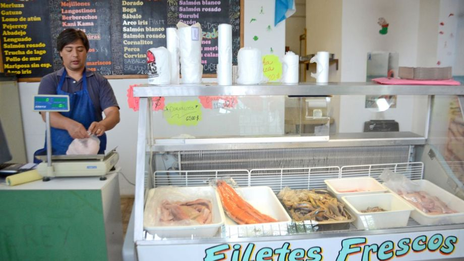 El pescado fue el producto que más aumentó. Foto: Archivo