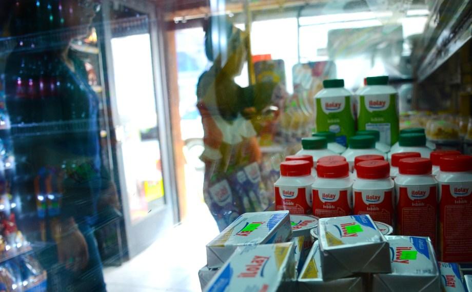 Los alimentos encabezaron la suba de la inflación en marzo. Foto Mauro Péresz
