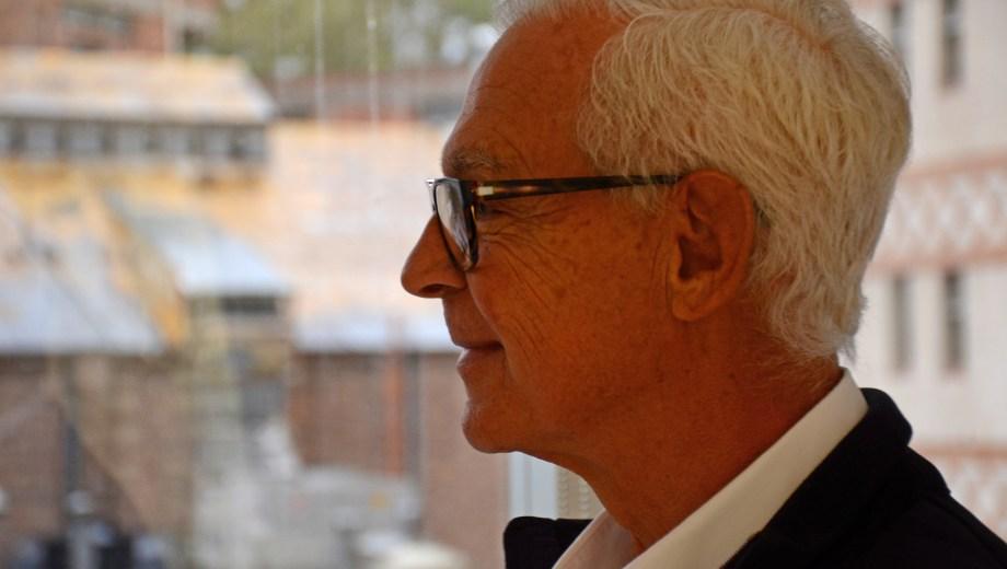 Eduardo Costantini es CEO de Consultatio Real State. Foto Mauro Pérez