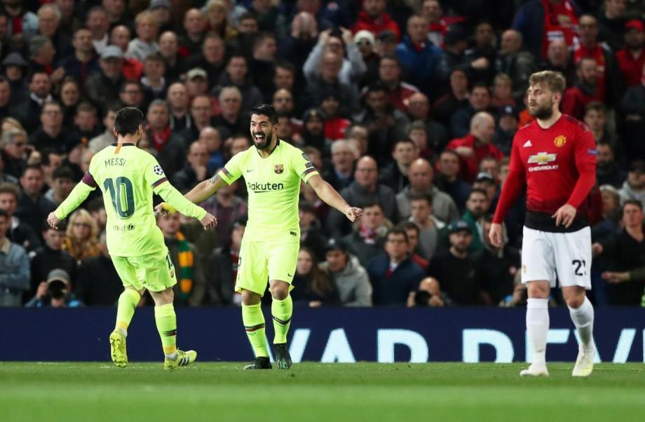 Messi y Suárez descansaron el sábado por la Liga española.
