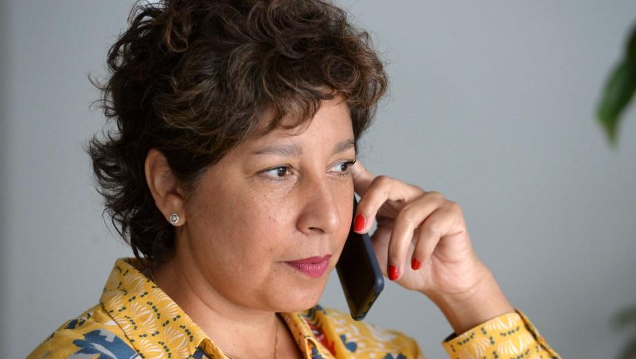 La gobernadora electa Arabela Carreras. Archivo
